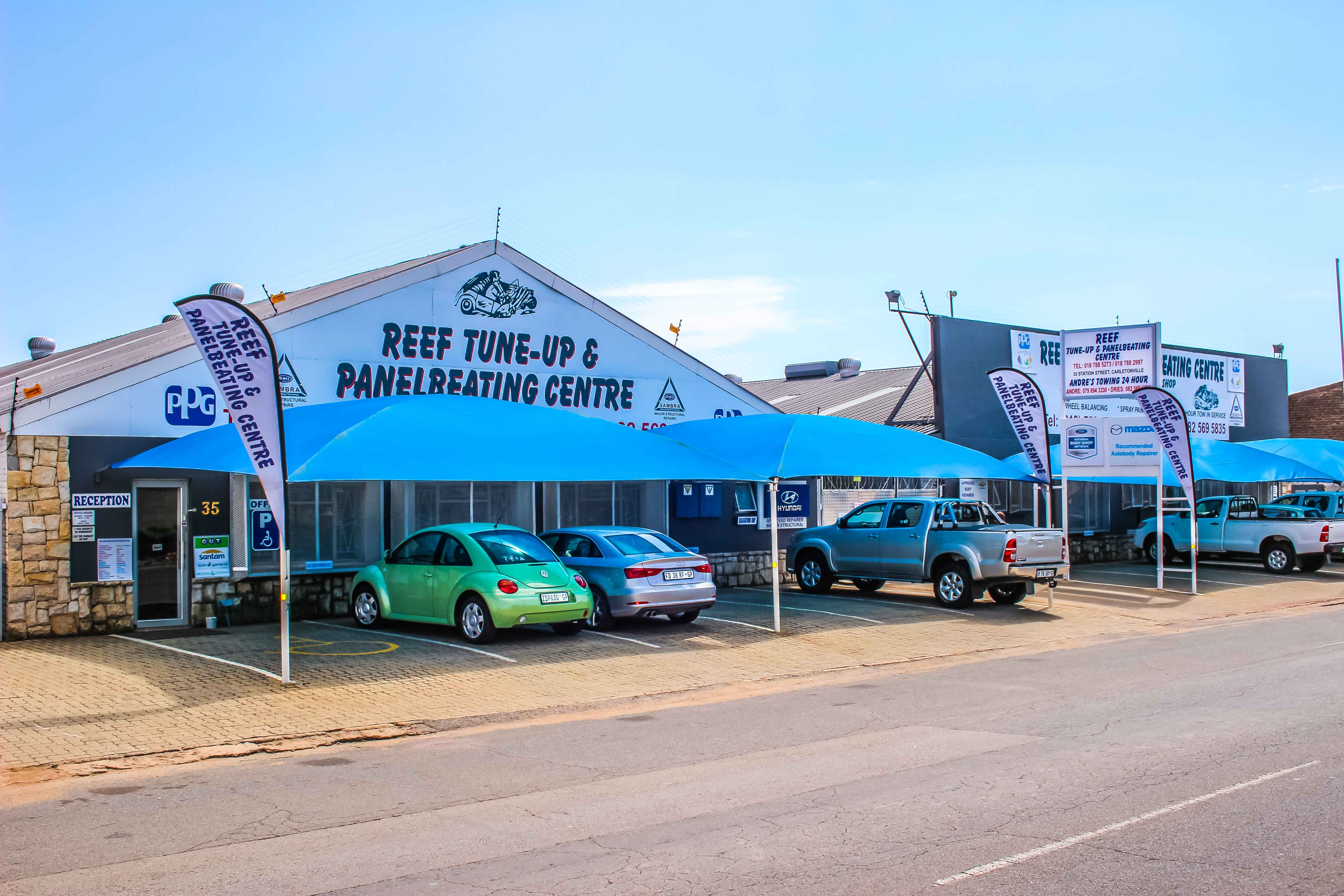 Reef Tune-Up and Panelbeating Centre