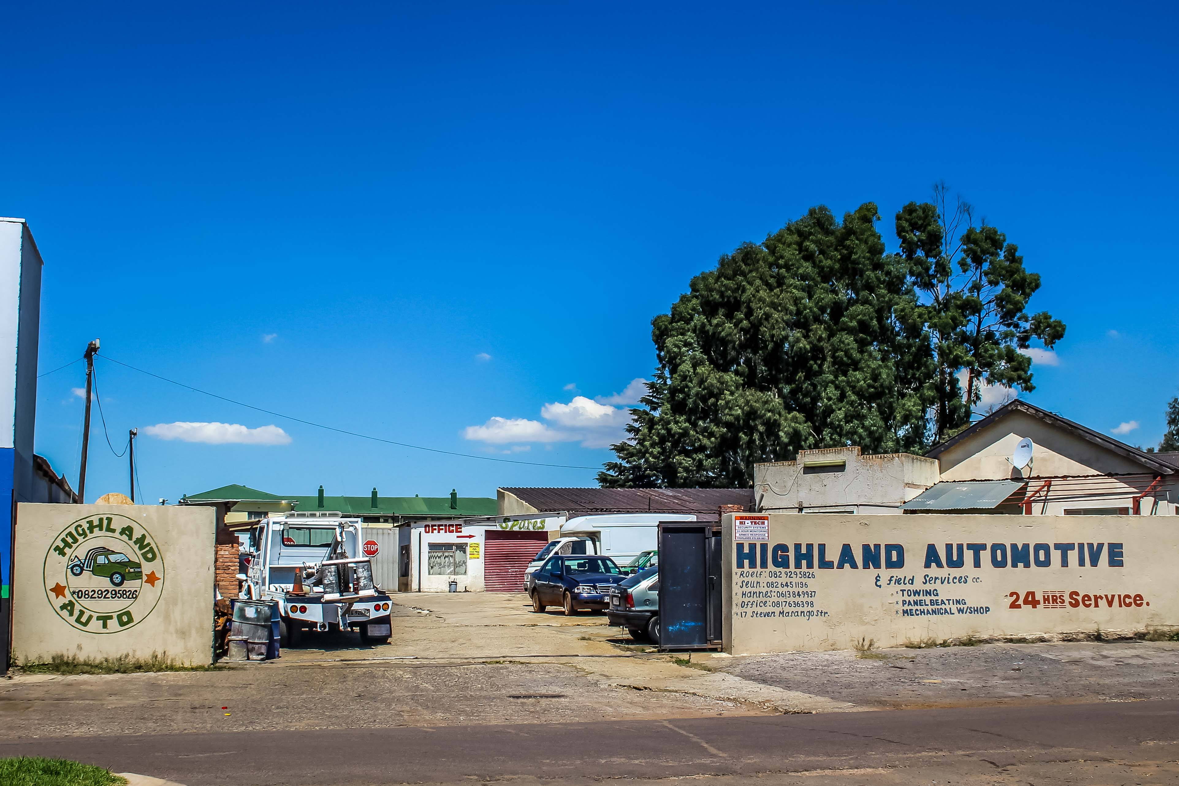 Highlands Automotive & Field Servic