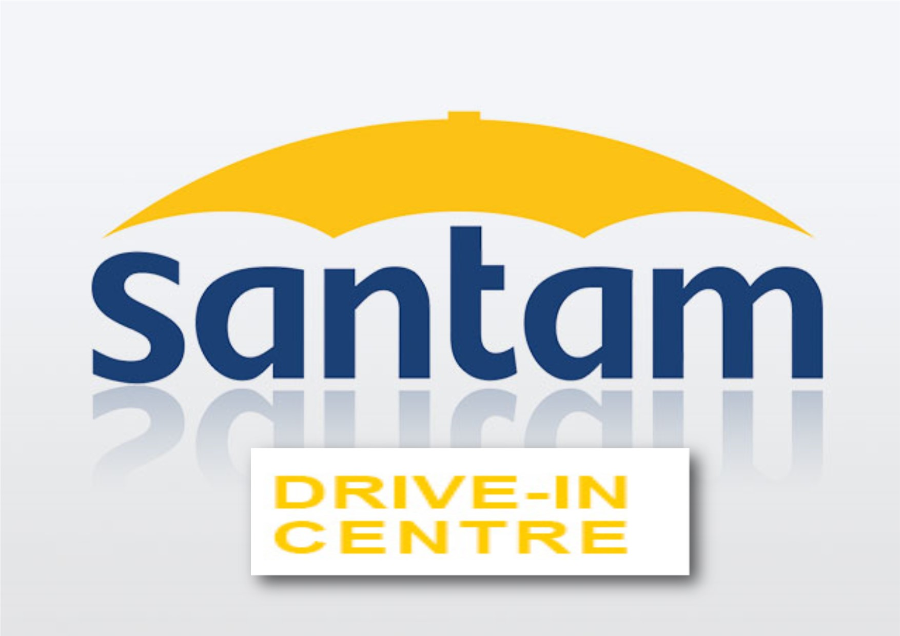 Santam Drive In Centre Somerset West - closed down