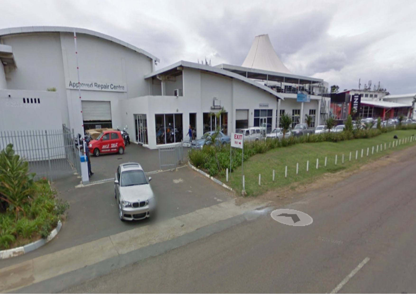 Santam Drive-In Center Umhlanga