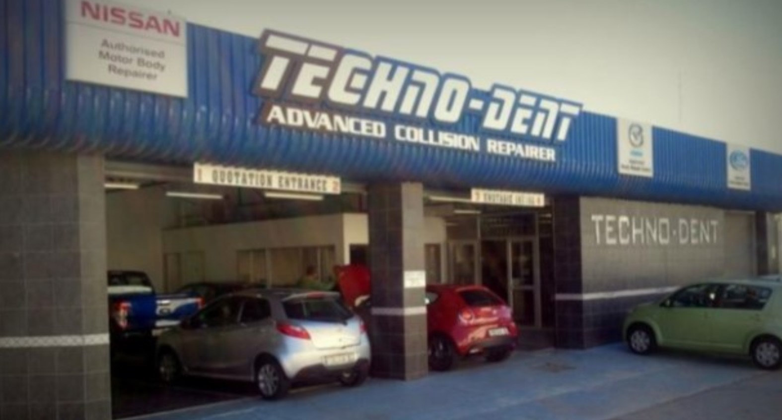 Techno-Dent Advanced Collision Repairer