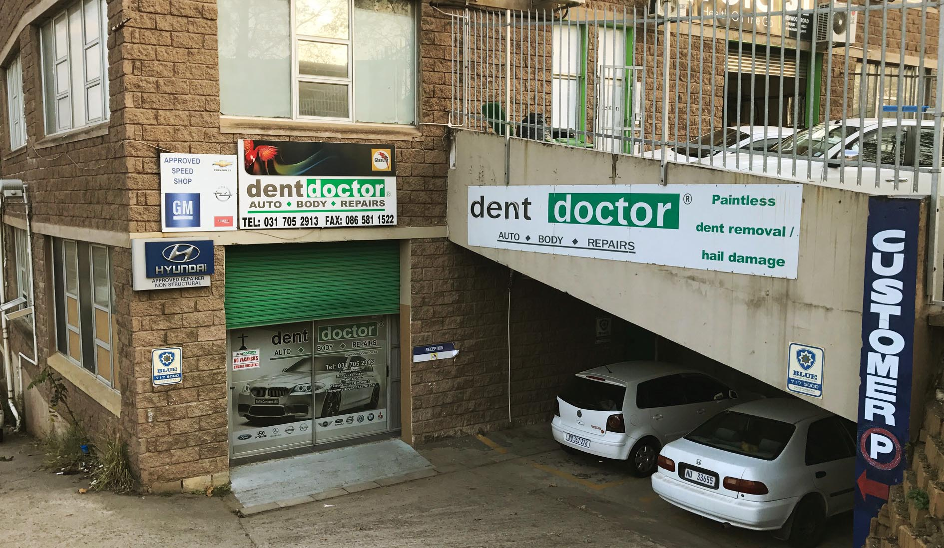 Dent Doctor Pinetown