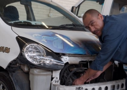 Odes Auto Body Repairs Workshop